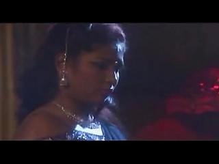 Hot Celeb Cute Erotic Fantasy Indian MILF Threesome