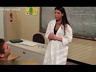 Fuck Hot MILF Student Teacher