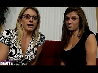 Daughter Facials MILF Teacher Cum Car Cumshot