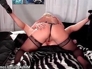Hardcore Hot Lesbian Mammy MILF Wet