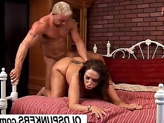 Beauty Boobs Brunette Bus Busty Cougar Cumshot Facials