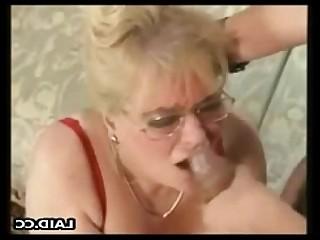 Cumshot Facials Granny Hot Mature MILF
