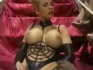 Anal Bébé Gros seins Blond Pipe Bukkake Sperme Soins du visage