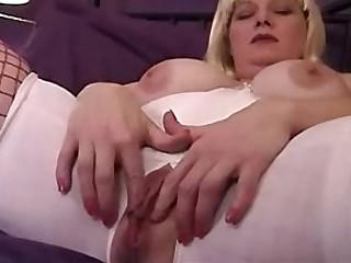 Blonde Close Up MILF Pussy Vagina