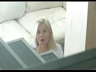 Anal Blonde Facials MILF Nasty