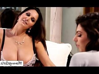 Babe Fingering Horny Lesbian Mammy MILF Orgasm Pornstar