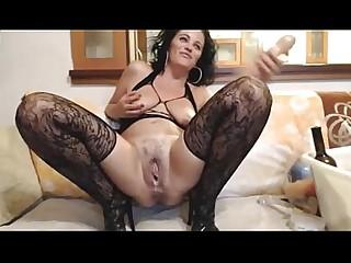Anal Dildo Fisting Hot MILF Prostitut Wet