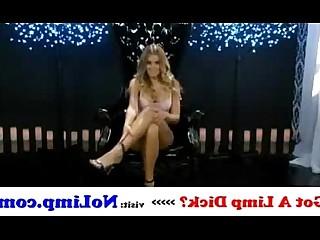 HD Lingerie MILF Pornstar POV Striptease Tease