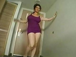Skirt Nasty MILF High Heels Hardcore Fuck Foot Fetish Anal