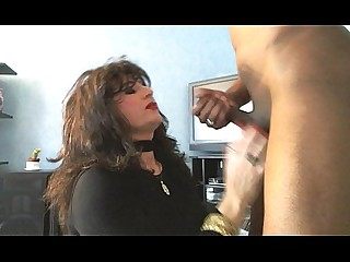 Cougar Cum Cumshot Dress MILF Sperm Whore