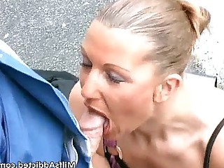 Public MILF Mammy Blonde Chick Hardcore Hot