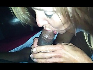 Oral Wife Little MILF Blowjob