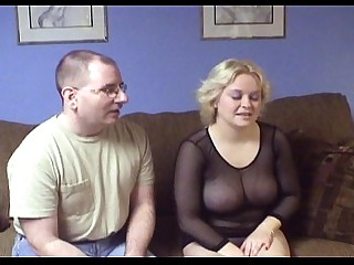 Blonde Housewife Juicy MILF Wife