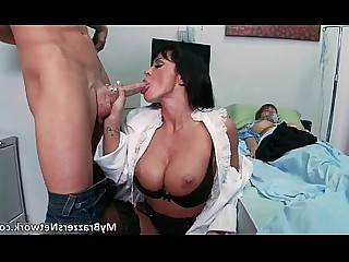 Rimming Licking Juicy Hot Hardcore Crazy Brunette Boobs