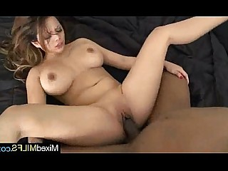 Wife Nasty MILF Kiss Interracial Housewife Horny Hardcore