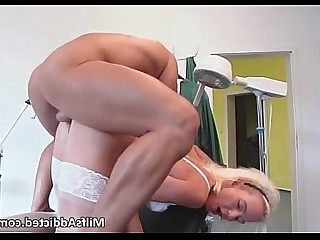 Blonde Hardcore Innocent Lingerie Mammy MILF Prostitut