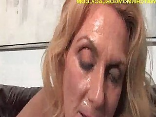 Oral MILF Mature Mammy Juicy Interracial Hardcore Handjob