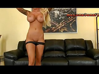 Pussy MILF Hot Fingering Blonde Big Tits