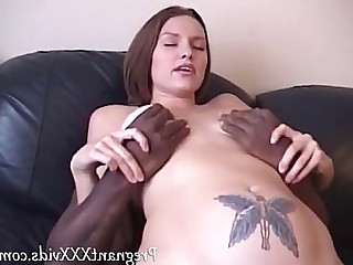 Black Fetish Fuck Kitty MILF Pregnant