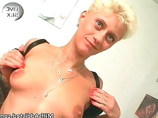 Pussy MILF Mammy Hardcore Blonde