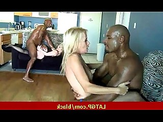 MILF Pornstar Cougar Black Fuck Innocent Interracial Big Cock
