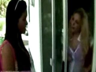 Cougar Hot Lesbian MILF Seduced Teen