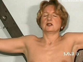 Slave Horny MILF