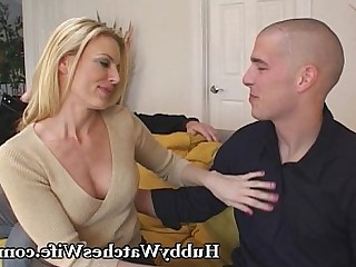 Big Cock Wife Fuck Hardcore Hot Huge Cock Old and Young Licking