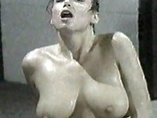 MILF Pool Masturbation Hairy Pussy Vintage Wet
