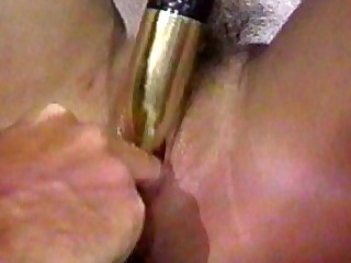 Playing Masturbation Fuck Vintage Dildo Wife MILF