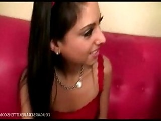 Teen Cougar Lesbian MILF Pussy Sucking